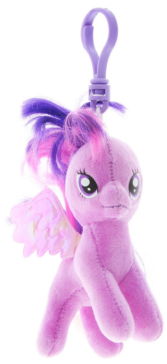 TY Мягкая игрушка-брелок Пони Twilight Sparkle 10 см