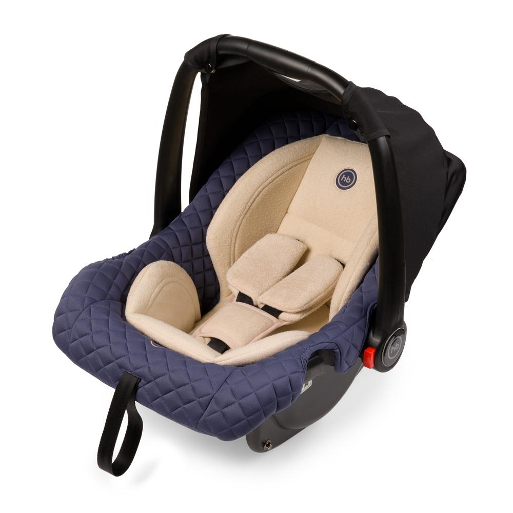 Happy Baby Автокресло Skyler Blue до 13 кг