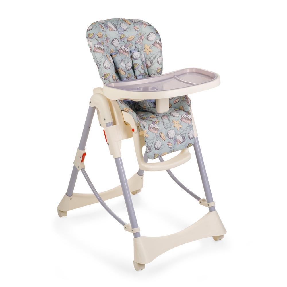 Happy Baby Стульчик для кормления Kevin V2 Lilac