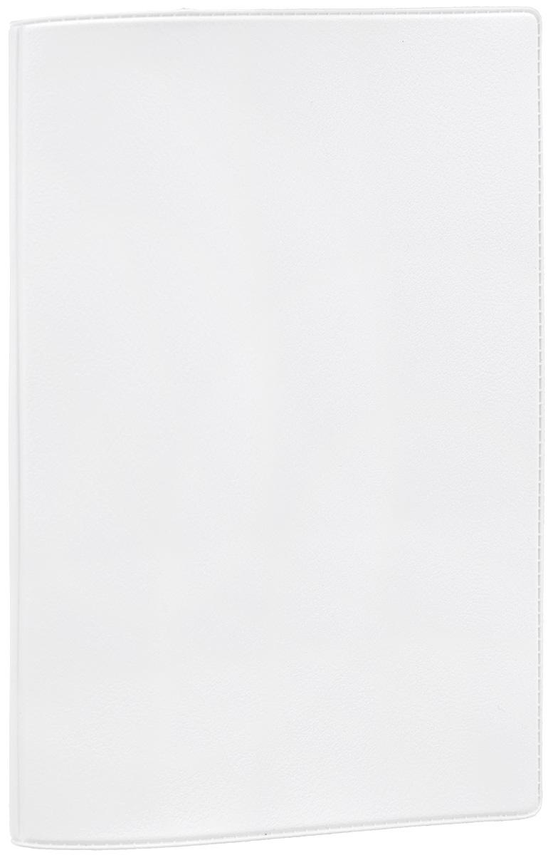 Обложка для паспорта Mitya Veselkov Белоснежная, цвет: белый. OZAM114O.53.FP. салатовыйОбложка для паспорта Mitya Veselkov Белоснежная не только поможет сохранить внешний вид ваших документов и защитить их от повреждений, но и станет стильным аксессуаром, идеально подходящим вашему образу.Обложка выполнена из поливинилхлорида. Внутри имеет два вертикальных кармана из прозрачного пластика. Такая обложка поможет вам подчеркнуть свою индивидуальность и неповторимость! Обложка для паспорта стильного дизайна может быть достойным и оригинальным подарком.
