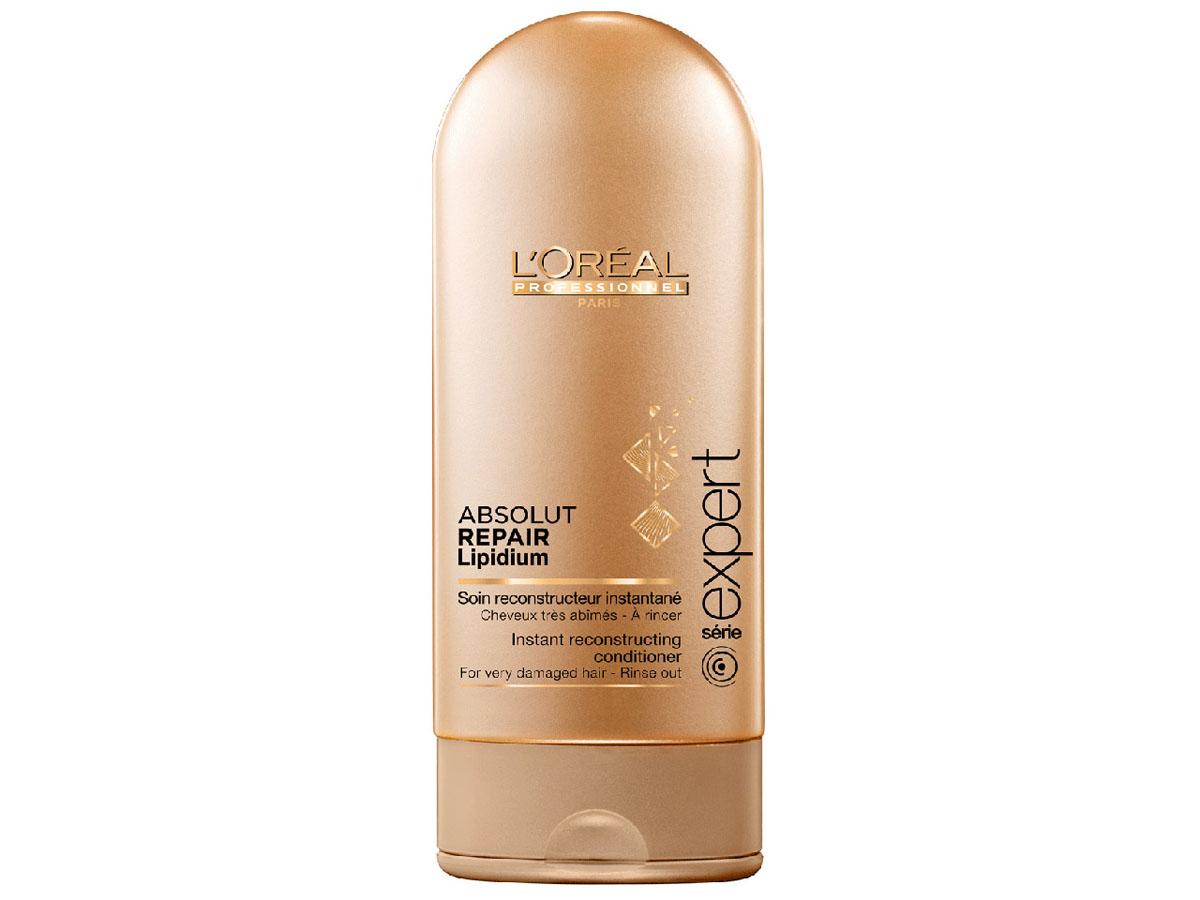 L'Oreal Professionnel Смываемый уход, восстанавливающий структуру волос Expert Absolut Repair Lipidium - 150 мл l oreal professionnel смываемый восстанавливающий и укрепляющий уход для поврежденных волос expert pro keratin refill 150 мл