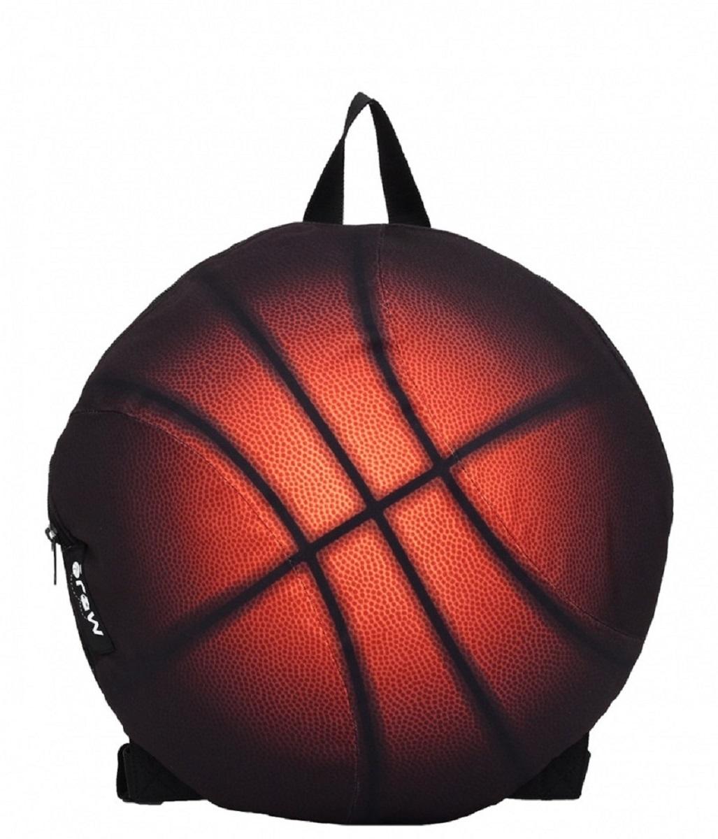 Рюкзак молодежный Mojo Sport Bascket Ball, цвет: оранжевый, 12 лKAA9984574Особенности рюкзака Mojo:Выполнен из высококачественного полиэстера и покрыт полиуретановым слоем, препятствующим выгоранию на солнце и проникновению внутрь воды.Вместительный отсек для вещей, а также отсек для планшета с плотной подкладкой.Переносить рюкзак удобно за прочную текстильную ручку.Уплотнены ремни, спинка и дно рюкзака.Мягкие регулируемые наплечные лямки.Фирменная массивная молния Mojo.Светится в ультрафиолете.