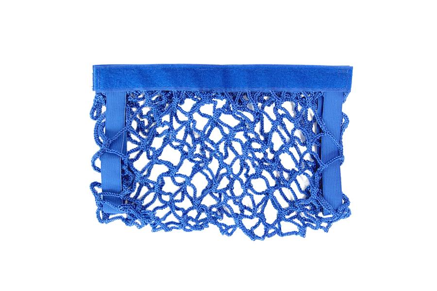 Сетка для крепления груза Kraft, для ниш, 25 x 55 смK100Сетка для крепления груза (для ниш) Kraft выполнена из высококачественного эластичного материала с высокими показателями прочности. Легко крепится благодаря специальным лентам-липучкам. Сетка очень компактная и в свернутом состоянии занимает минимум места. Такая сетка может пригодиться в самой неожиданной ситуации.