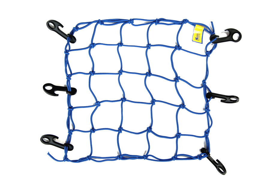 Сетка Kraft 40x40, багажнаяCLP446Размер:40х40. 6 пластиковых крючков