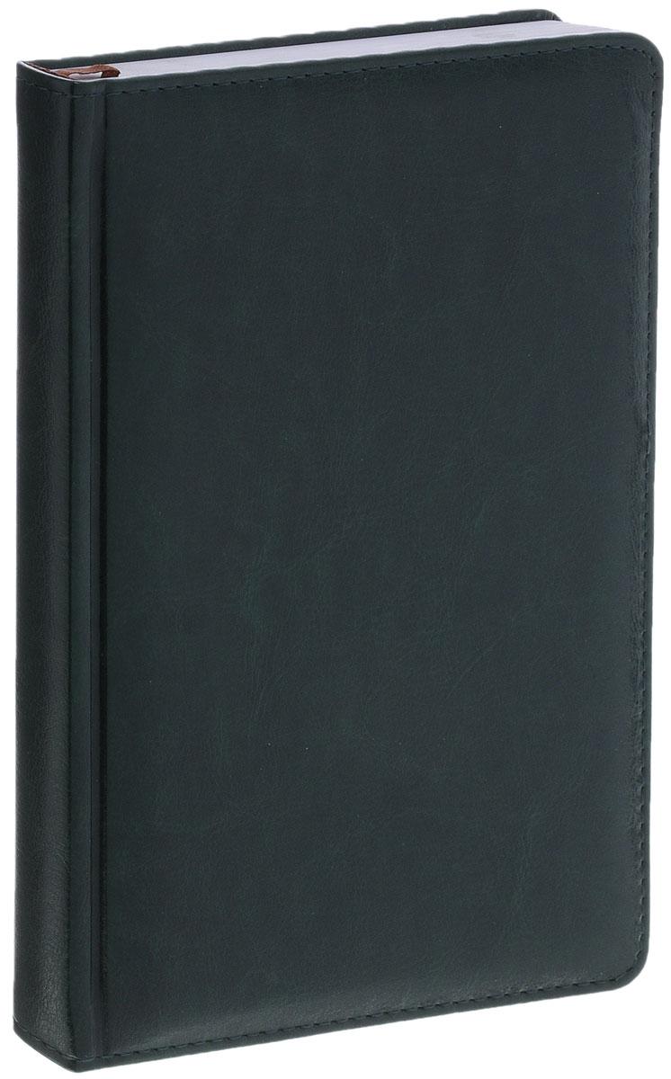 Index Ежедневник Nature недатированный 168 листов цвет зеленый02038/290667Недатированный ежедневник Index Nature - это один из удобных способов систематизации всех предстоящих событий и незаменимый помощник для каждого. Обложка выполнена из высококачественной искусственной кожи с прострочкой по периметру и тиснением. Внутренний блок на 336 страниц выполнен из белой офсетной бумаги с закругленными отрывными уголками. Ежедневник содержит страницу для заполнения личных данных, календарь с 2014 по 2017 год, справочно-информационный блок, телефонно-адресную книгу, а также ляссе для быстрого поиска нужной страницы. Все планы и записи всегда будут у вас перед глазами, что позволит легко ориентироваться в графике дел, событий и встреч.