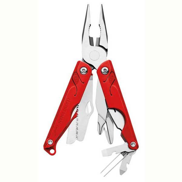 Мультитул Leatherman Leap , цвет: красный - Ножи и мультитулы