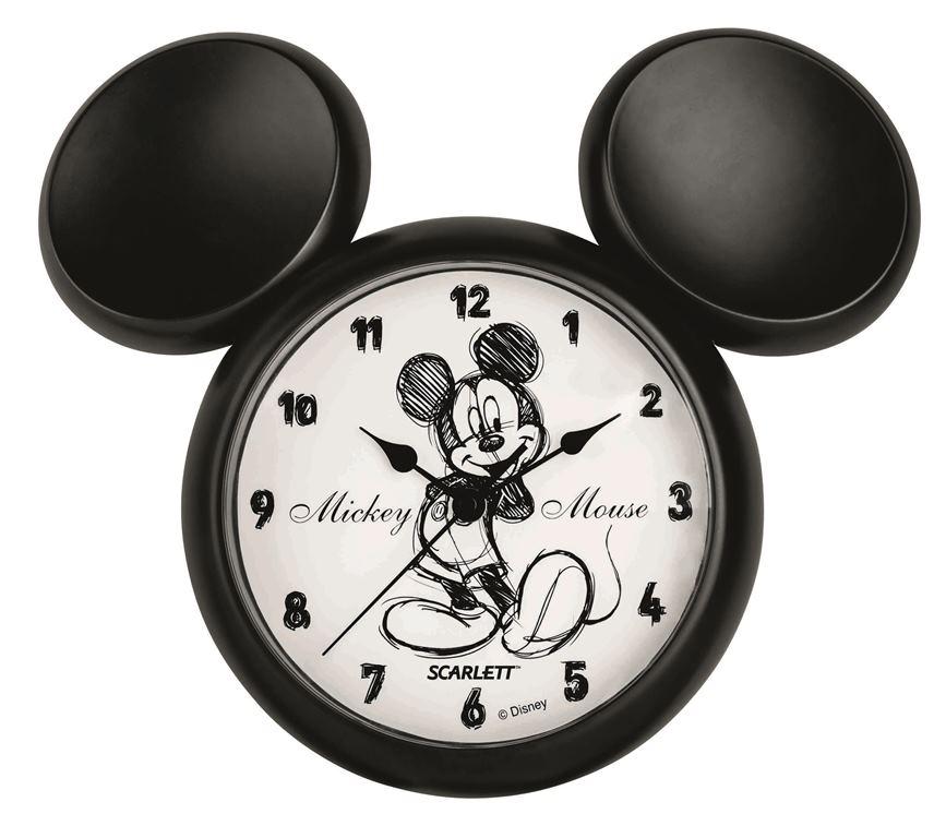 Часы настенные Scarlett, диаметр 23 см. SC - WCD14M94672Настенные кварцевые часы Scarlett, изготовленные из пластика, прекрасно впишутся в интерьер вашего дома. Часы имеют три стрелки: часовую, минутную и секундную, циферблат защищен прозрачным пластиком. Часы работают от 1 батарейки типа АА напряжением 1,5 В (батарейка в комплект не входит). Часы бренда Scarlett - это надежность, качество и изящность стиля во все времена.Диаметр часов: 30,5 см.