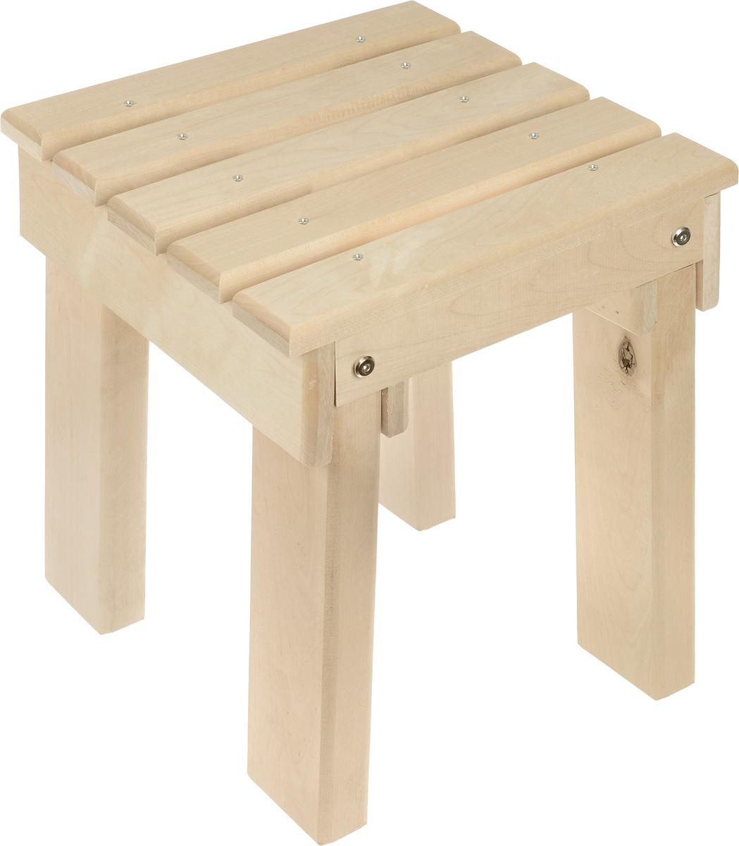 Табурет Proffi Кардинал, 35 х 35 х 42 смБ4201Удобный и практичный табурет Proffi Кардинал, изготовленный из березы, подходит для использования в бане и сауне. Компактный и надежный, занимает мало места. Табурет Proffi Кардинал имеет сборную конструкцию, в комплект входит 4 мебельных болта и 10 саморезов. Размер табурета в собранном виде: 35 х 35 х 42 см.