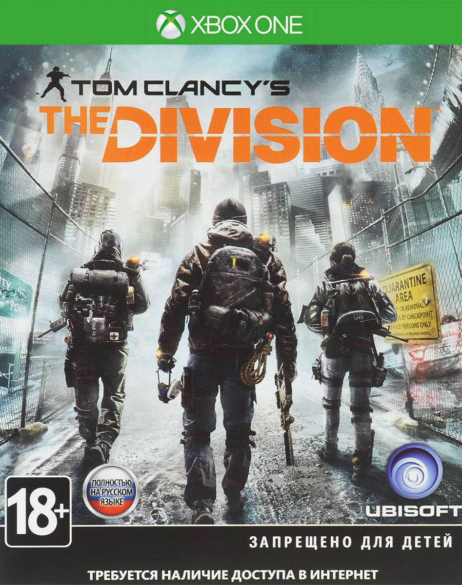 Tom Clancy's The Division (Xbox One), Ubisoft Massive,Ubisoft Reflections,Red Storm Entertainment,Annecy