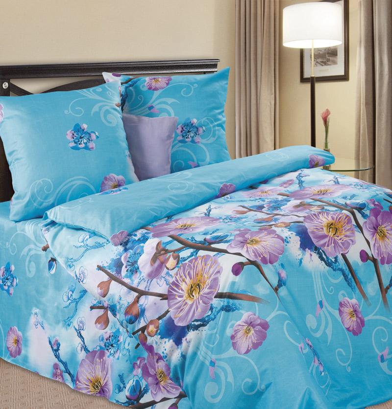 Комплект белья P&W Белый цвет, 2-спальный, наволочки 69x69, цвет: голубой, коричневый191961Комплект постельного белья P&W Белый цвет выполнен из микрофибры. Комплект состоит из пододеяльника, простыни и двух наволочек. Постельное белье оформлено изысканным рисунком.Ткань приятная на ощупь, мягкая и нежная, при этом она прочная и хорошо сохраняет форму, легко гладится. Ткань микрофибра - новая технология в производстве постельного белья. Тонкие волокна, используемые в ткани, производят путем переработки полиамида и полиэстера. Такая нить не впитывает влагу, как хлопок, а пропускает ее через себя, и влага быстро испаряется. Изделие не деформируется и хорошо держит форму. Благодаря такому комплекту постельного белья, вы сможете создать атмосферу роскоши и романтики в вашей спальне.