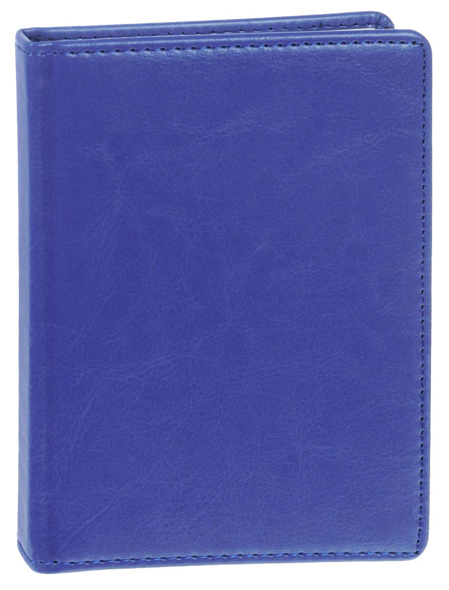 Listoff Записная книжка 96 листов в клетку цвет серо-голубой72523WDЗаписная книжка Listoff - незаменимый атрибут современного человека, необходимый для рабочих и повседневных записей в офисе и дома. Записная книжка содержит 96 листов формата А6 в клетку. Обложка выполнена из искусственной кожи и прошита по периметру нитками. Внутренний блок изготовлен из высококачественной плотной состаренной бумаги, что гарантирует чистоту записей и отсутствие клякс. Атласное ляссе поможет быстро найти нужную страницу.Записная книжка Listoff станет достойным аксессуаром среди ваших канцелярских принадлежностей. Она подойдет как для деловых людей, так и для любителей записывать свои мысли, рисовать скетчи, делать наброски.