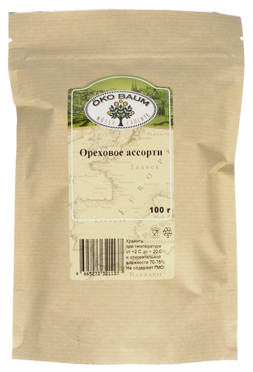 Oko Baum ореховое ассорти, 100 г