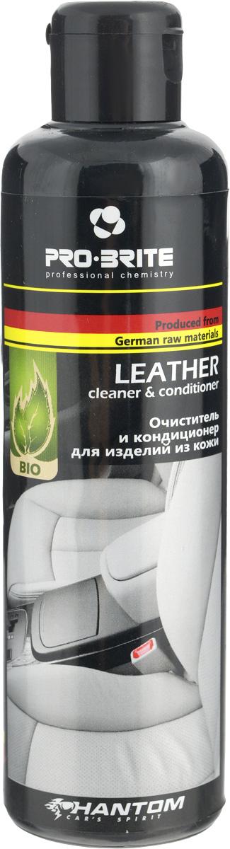 Очиститель и кондиционер для кожи Phantom, 200 млIR-F1-WСредство Phantom предназначено для чистки и ухода за кожаными элементами салона автомобиля. Восстанавливает естественную мягкость и защищает от воздействий ультрафиолета ипреждевременного старения. Применимо на изделиях из натуральной и искусственной кожи любого цвета. Рекомендуется для восстановления эластичности старой кожаной обивки. Жидкий, готовый к применению состав не содержит агрессивных веществ.Значение рН: 7.Состав: ПАВ, щелочь, растворители, органические соединения, загустители, ароматизатор, вода.