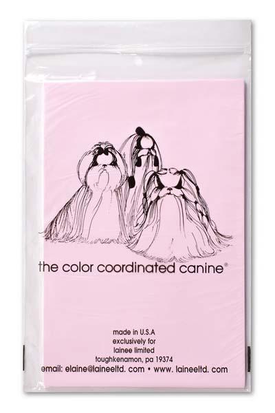 Бумага пластиковая Lainee, цвет: стандарт светло-розовая, 250 листов202Lainee (Лайни) бумага пластиковая стандартная. Очень тонкая, прочная, пластиковая бумага для накручивания папильоток у длинношерстных пород собак: йорков, мальтезе, ши-тцу и пр. Бумага отличного качества, с правильным срезом без заусениц по краям. С помощью папильоток осуществляется защита длинного остевого волоса от сечения и механического повреждения у длиношерстных декоративных пород собак.Применять пластиковую бумагу рекомендуется на сухую шерсть (если на шерсть наносится масло, разведённое водой, то перед накручиванием папильоток необходимо подождать высыхания влаги) или поверх обычной бумаги для защиты папильоток от грязи и промокания. Пластиковая бумага не используется на морде. Для папильоток на морде необходимо использовать рисовую бумагу!Размер листа 23х15 см, в упаковке 250 листов.