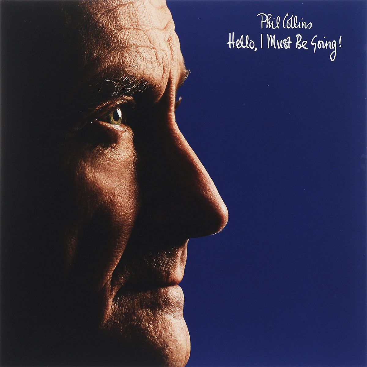 Фил Коллинз Phil Collins. Hello, I Must Be Going (LP) виниловая пластинка phil collins take a look at me now collectors edition