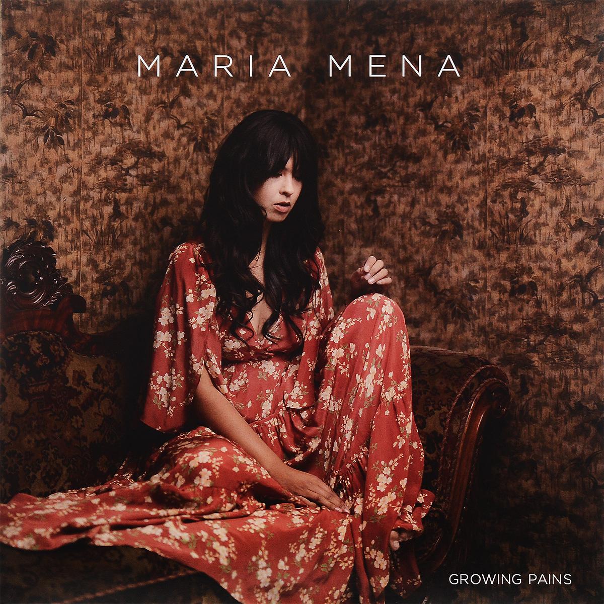 Мария Мена Maria Mena. Growing Pains (LP) eric g flamholtz growing pains