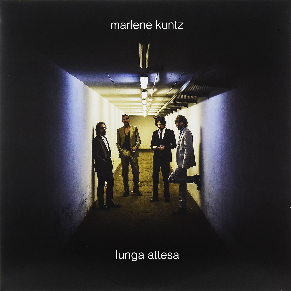 Marlene Kuntz Marlene Kuntz. Lunga Attesa (LP) my marlene® блузка