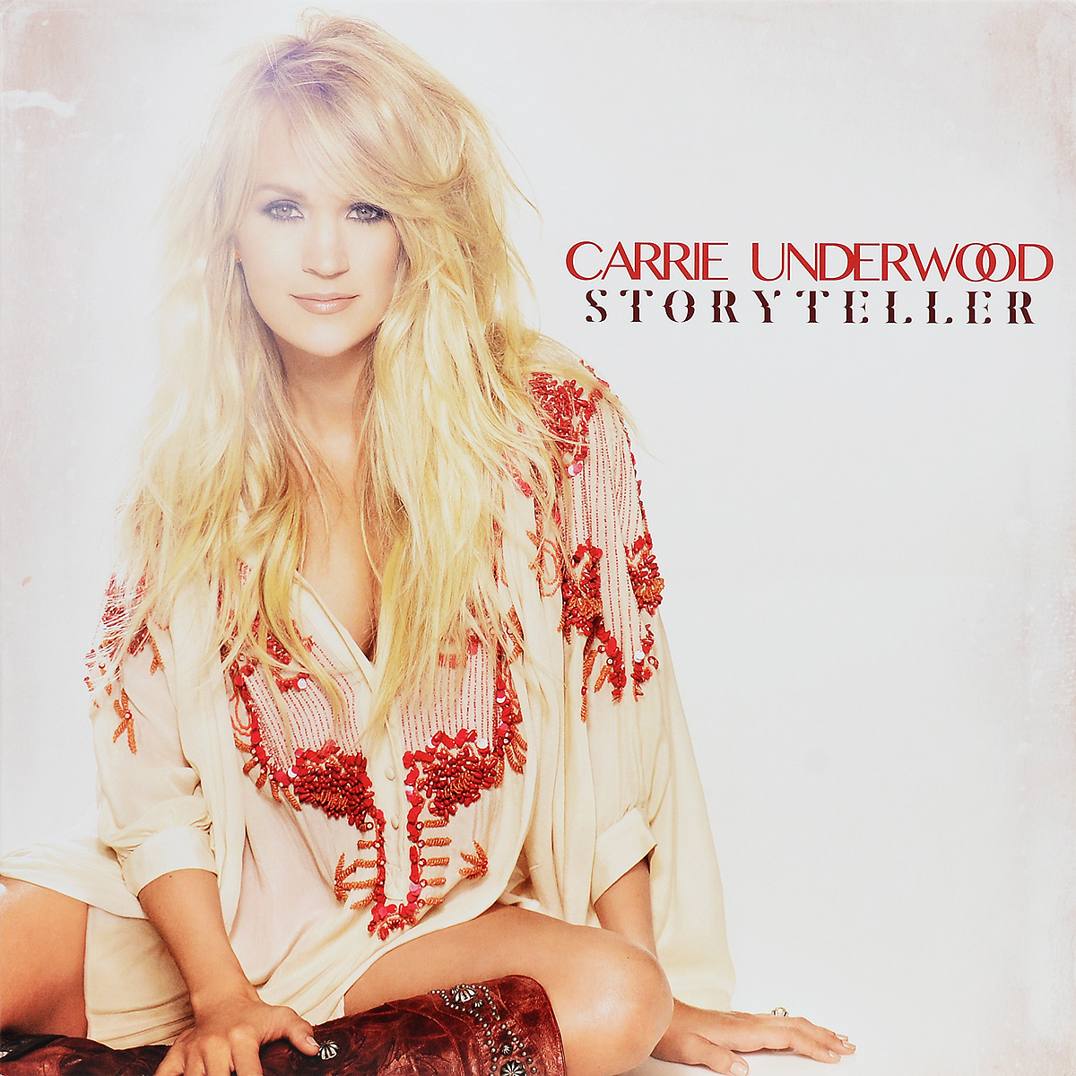 цена  Кэрри Андервуд Carrie Underwood. Storyteller (2 LP)  онлайн в 2017 году