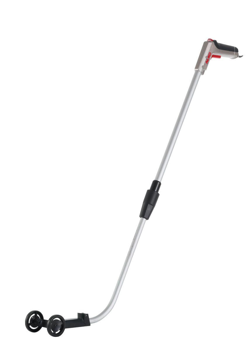 Ручка телескопическая для аккумуляторных ножниц AL-KO GS 3,7 LIRSP-202SПодравнивание нависающих краев газона, стоя на коленях, может быть не только утомительным, но и болезненным процессом - при такой работе поранить колени очень легко. А постоянные наклоны могут привести к сильным болям в спине. Чтобы этого избежать, вы можете воспользоваться телескопической ручкой AL-KO GS 3,7 LI. Установив аккумуляторные ножницы на телескопическую ручку, вы значительно облегчите себе работу. С ее помощью края газонов вдоль стен и заборов можно подравнивать без утомительных наклонов, что с точки зрения эргономики - просто бесценно.