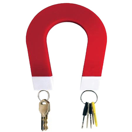 Держатель для ключей Эврика МагнитБрелок для ключейОригинальный магнитный держатель для ключей.Крепление на стену при помощи шурупов или двухстороннего скотча.Размеры: 11 х 14 х 4 см.