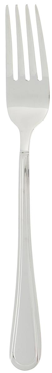 Вилка столовая Tescoma Lucy, длина 20 см115510Столовая вилка Tescoma Lucy, выполненная из высококачественной нержавеющей стали, это практичный аксессуар для каждой кухни. Столовая вилка Tescoma Lucy прекрасно подойдет для сервировки стола, как в домашнем быту, так и в профессиональных заведениях - кафе, ресторанах.Длина вилки: 20 см.Размер рабочей поверхности: 6 х 2,5 см.