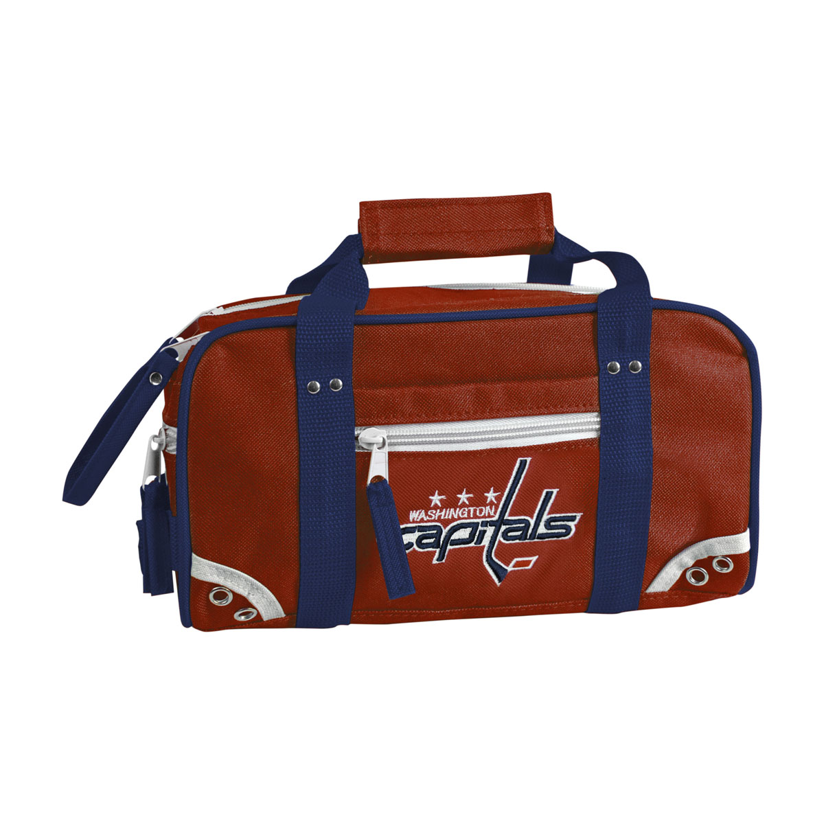 Мини-баул NHL Washington Capitals, цвет: красно-синий. 5л