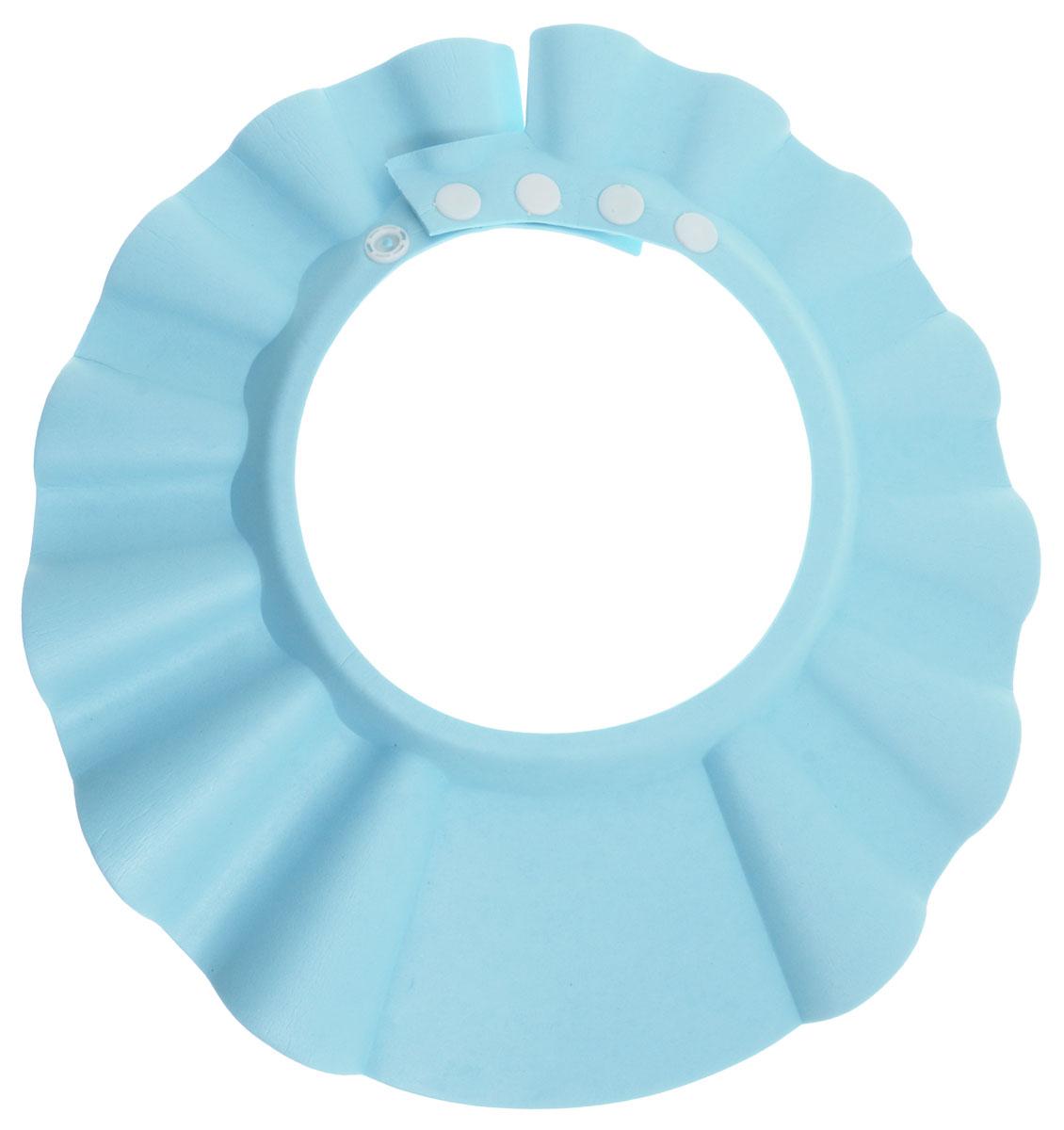 Bradex Козырек для мытья головы Купаемся без слез цвет голубой -  Контейнеры для игрушек, ковши