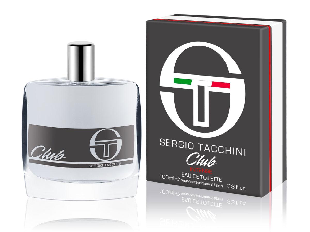 Sergio Tacchini Club intense men туалетная вода 100 мл28032022Club Intense излучает мужскую энергию. Воспламеняет страсть, призывает мужчин к игре, где он всегда победитель.