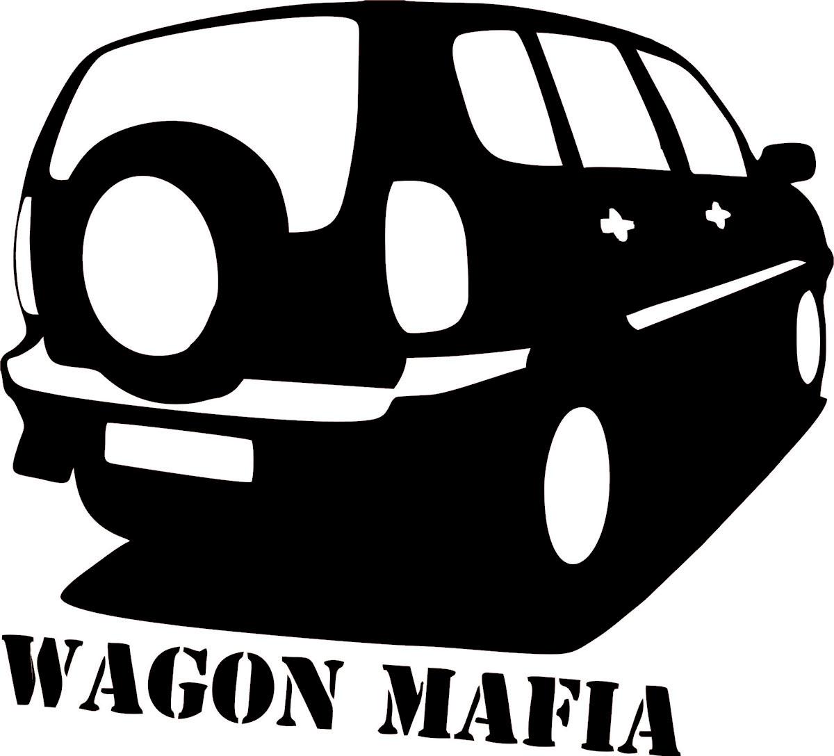 Наклейка автомобильная Оранжевый слоник Wagon Mafia 1, виниловая, цвет: черныйCA-3505Оригинальная наклейка Оранжевый слоник Wagon Mafia 1 изготовлена из высококачественной виниловой пленки, которая выполняет не только декоративную функцию, но и защищает кузов автомобиля от небольших механических повреждений, либо скрывает уже существующие.Виниловые наклейки на автомобиль - это не только красиво, но еще и быстро! Всего за несколько минут вы можете полностью преобразить свой автомобиль, сделать его ярким, необычным, особенным и неповторимым!