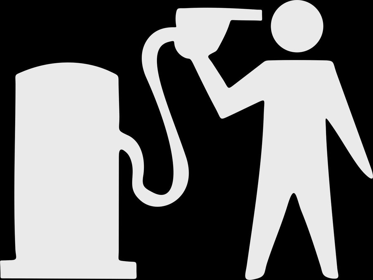 Наклейка автомобильная Оранжевый слоник Бензин, виниловая, цвет: белыйVCA-00Оригинальная наклейка Оранжевый слоник Бензин изготовлена из долговечного винила, который выполняет не только декоративную функцию, но и защищает кузов от небольших механических повреждений, либо скрывает уже существующие.Виниловые наклейки на авто - это не только красиво, но еще и быстро! Всего за несколько минут вы можете полностью преобразить свой автомобиль, сделать его ярким, необычным, особенным и неповторимым!
