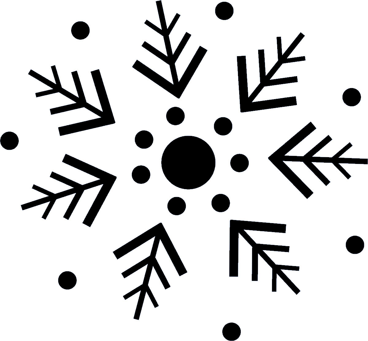 Наклейка автомобильная Оранжевый слоник Снежинка 5, виниловая, цвет: черный21395599Оригинальная наклейка Оранжевый слоник Снежинка 5 изготовлена из высококачественной виниловой пленки, которая выполняет не только декоративную функцию, но и защищает кузов автомобиля от небольших механических повреждений, либо скрывает уже существующие.Виниловые наклейки на автомобиль - это не только красиво, но еще и быстро! Всего за несколько минут вы можете полностью преобразить свой автомобиль, сделать его ярким, необычным, особенным и неповторимым!