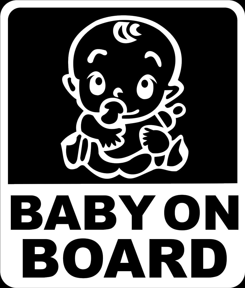 Наклейка автомобильная Оранжевый слоник Baby on Board. Квадрат 2, виниловая, цвет: белыйВетерок 2ГФОригинальная наклейка Оранжевый слоник Baby on Board. Квадрат 2 изготовлена из долговечного винила, который выполняет не только декоративную функцию, но и защищает кузов от небольших механических повреждений, либо скрывает уже существующие.Виниловые наклейки на авто - это не только красиво, но еще и быстро! Всего за несколько минут вы можете полностью преобразить свой автомобиль, сделать его ярким, необычным, особенным и неповторимым!