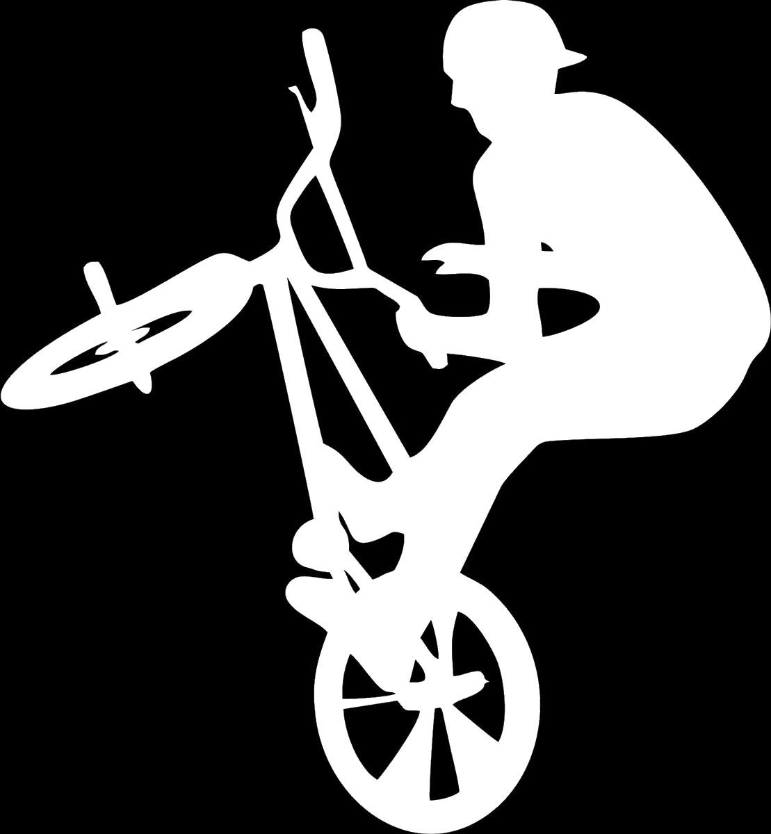 Наклейка автомобильная Оранжевый слоник Велосипедист, виниловая, цвет: белыйCA-3505Оригинальная наклейка Оранжевый слоник Велосипедист изготовлена из высококачественной виниловой пленки, которая выполняет не только декоративную функцию, но и защищает кузов автомобиля от небольших механических повреждений, либо скрывает уже существующие.Виниловые наклейки на автомобиль - это не только красиво, но еще и быстро! Всего за несколько минут вы можете полностью преобразить свой автомобиль, сделать его ярким, необычным, особенным и неповторимым!