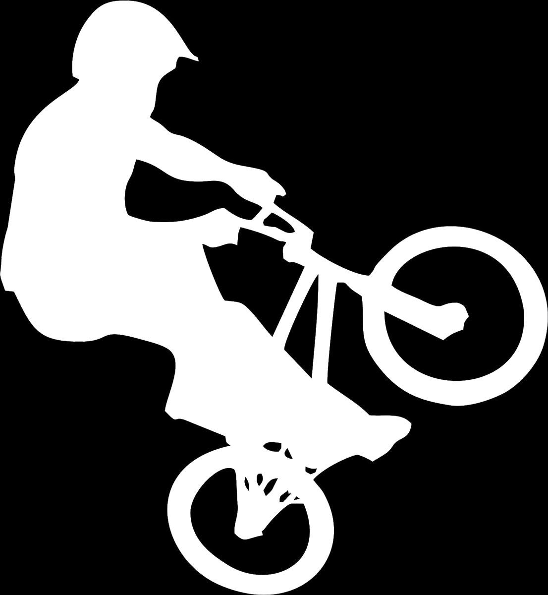 Наклейка автомобильная Оранжевый слоник Велосипед, виниловая, цвет: белыйCA-3505Оригинальная наклейка Оранжевый слоник Велосипед изготовлена из высококачественной виниловой пленки, которая выполняет не только декоративную функцию, но и защищает кузов автомобиля от небольших механических повреждений, либо скрывает уже существующие.Виниловые наклейки на автомобиль - это не только красиво, но еще и быстро! Всего за несколько минут вы можете полностью преобразить свой автомобиль, сделать его ярким, необычным, особенным и неповторимым!