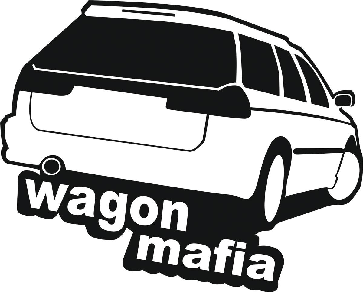 Наклейка автомобильная Оранжевый слоник Wagon Mafia 5, виниловая, цвет: черныйCA-3505Оригинальная наклейка Оранжевый слоник Wagon Mafia 5 изготовлена из высококачественной виниловой пленки, которая выполняет не только декоративную функцию, но и защищает кузов автомобиля от небольших механических повреждений, либо скрывает уже существующие.Виниловые наклейки на автомобиль - это не только красиво, но еще и быстро! Всего за несколько минут вы можете полностью преобразить свой автомобиль, сделать его ярким, необычным, особенным и неповторимым!