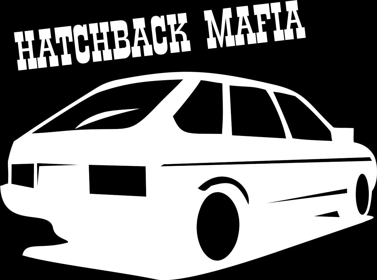 Наклейка автомобильная Оранжевый слоник Hatchback Mafia, виниловая, цвет: белыйCA-3505Оригинальная наклейка Оранжевый слоник Hatchback Mafia изготовлена из высококачественной виниловой пленки, которая выполняет не только декоративную функцию, но и защищает кузов автомобиля от небольших механических повреждений, либо скрывает уже существующие.Виниловые наклейки на автомобиль - это не только красиво, но еще и быстро! Всего за несколько минут вы можете полностью преобразить свой автомобиль, сделать его ярким, необычным, особенным и неповторимым!