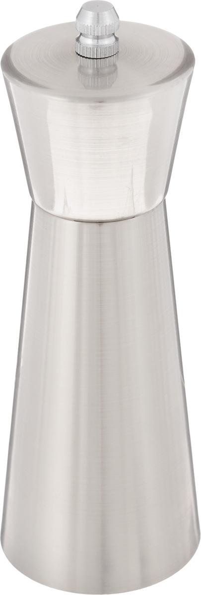 Перцемолка Mayer & Boch, высота 16 см. 23886115510Перцемолка Mayer & Boch предназначена для помола перца и других специй. Изделие, выполненное из пластика и керамики, идеально подходит для сервировки стола. Перцемолка добавит вашим блюдам яркие вкусовые краски. Выполненная из высококачественных материалов и имеющая запатентованный и оригинальный механизм, перцемолка станет незаменимым атрибутом на вашем столе. Она удобна в использовании и имеет оригинальный современный дизайн, который станет ярким акцентом в интерьере вашей кухни.Диаметр основания: 6 см. Высота: 16 см.