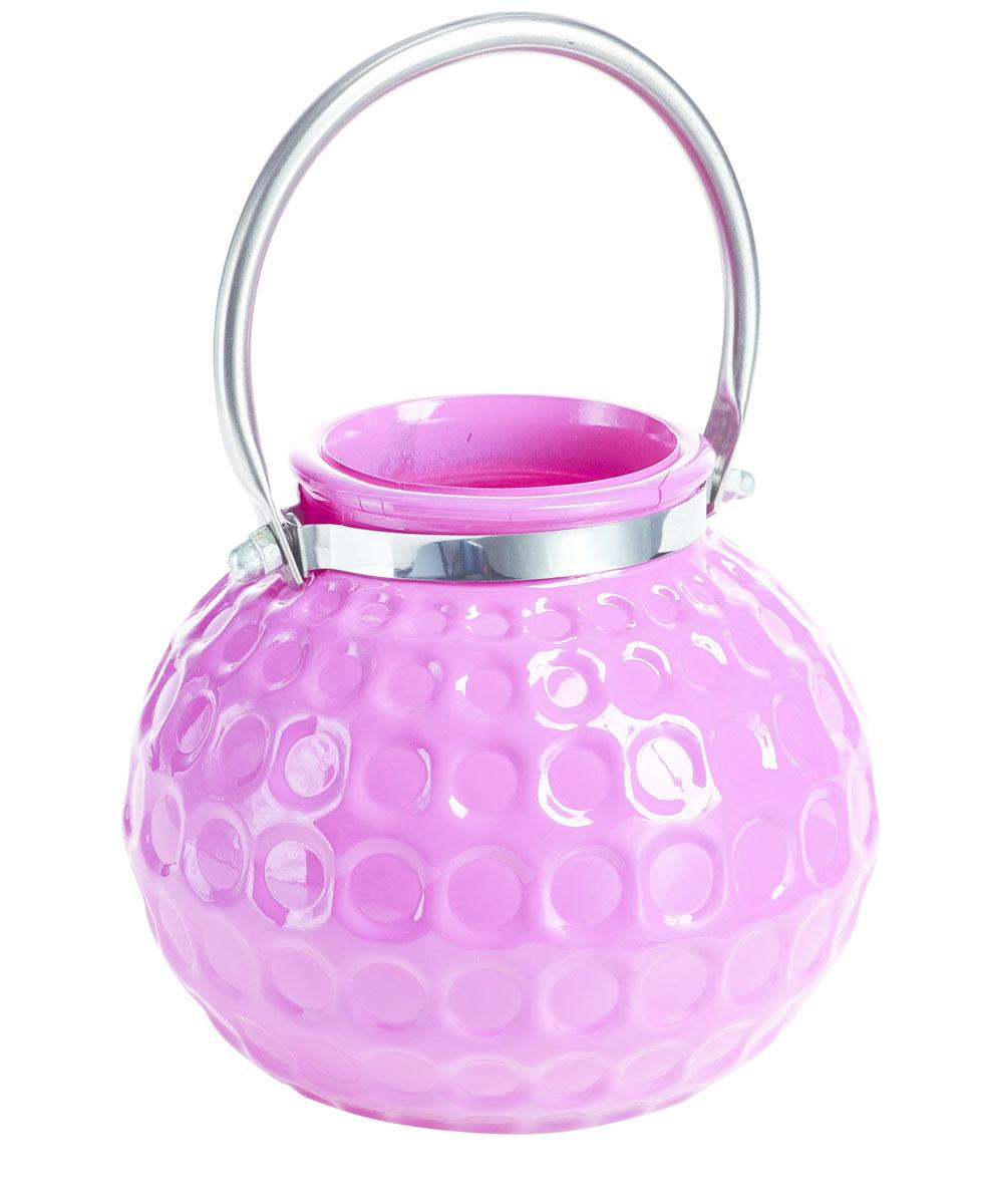Подсвечник подвесной Gardman Honey Pot. Medium, цвет: розовый, 13 смRG-D31SДекоративный подсвечник Gardman Honey Pot. Medium, изготовленный из высококачественного стекла, позволит украсить интерьер дома или рабочего кабинета оригинальным образом. Вы можете поставить или подвесить подсвечник в любом месте, где он будет удачно смотреться и радовать глаз. Кроме того - это отличный вариант подарка для ваших близких и друзей.