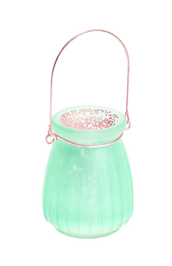 Подсвечник подвесной Gardman Shaped Jam Jar, цвет: светло-зеленый, 9 см74-0120Декоративный подсвечник Gardman Shaped Jam Jar изготовлен из высококачественного стекла с металлической фольгой внутри. Он позволит украсить интерьер дома или рабочего кабинета оригинальным образом. Вы можете поставить или подвесить подсвечник в любом месте, где он будет удачно смотреться и радовать глаз. Кроме того - это отличный вариант подарка для ваших близких и друзей.