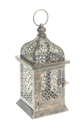 Подсвечник подвесной Gardman Arabian, высота 25 смFS-91909Декоративный подсвечник Gardman Arabian, изготовленный из высококачественного металла, позволит украсить интерьер дома оригинальным образом. Вы можете поставить или подвесить подсвечник в любом месте, где он будет удачно смотреться и радовать глаз. Кроме того - это отличный вариант подарка для ваших близких и друзей.