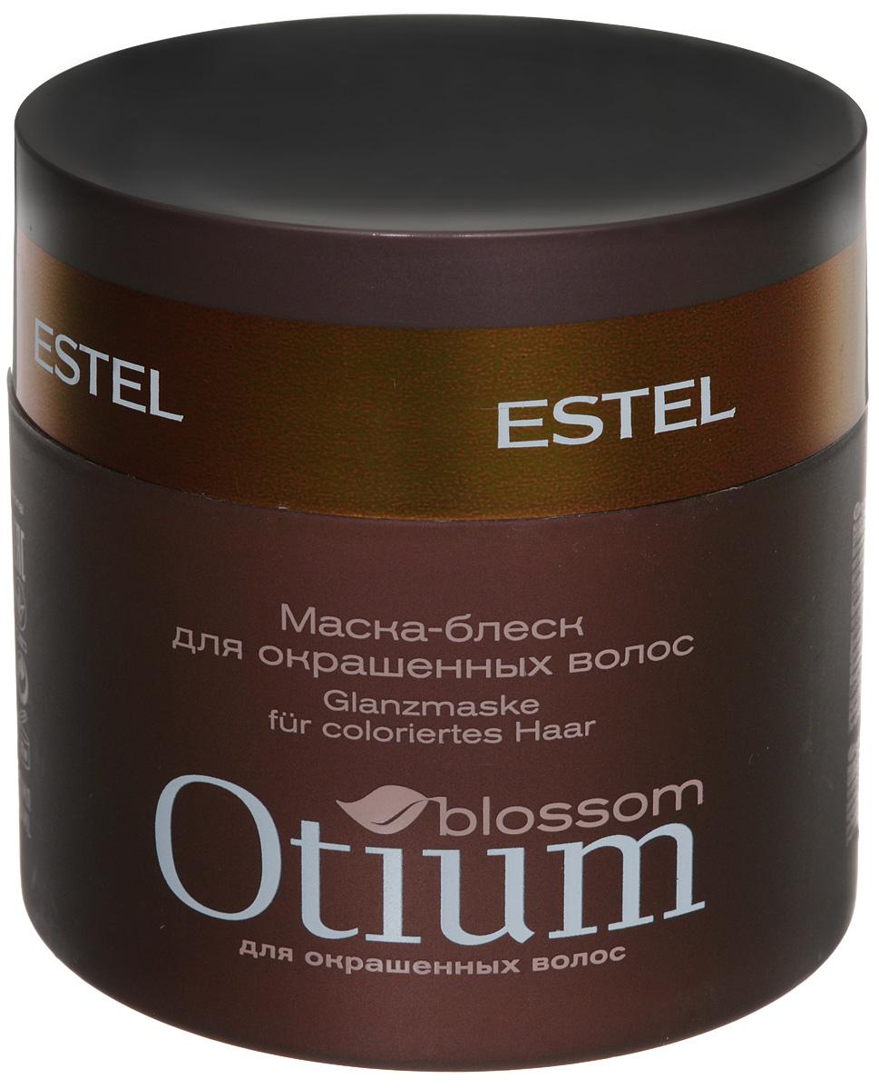Estel Otium Color Life Маска-коктейль для окрашенных волос, 300 млOT.86/15Концентрированная кремовая основа маски способствует глубокому проникновению ухаживающих и питающих компонентов комплекса Blossom Cаre & Color с маслом какао во внутреннюю структуру волоса, обеспечивает интенсивное восстановление.Сохраняет цвет ярким и насыщенным, предотвращает преждевременное вымывание молекул цвета. Обеспечивает окрашенным волосам роскошный ухоженный вид, глянцевый блеск и сияние, улучшает расчёсываемость.