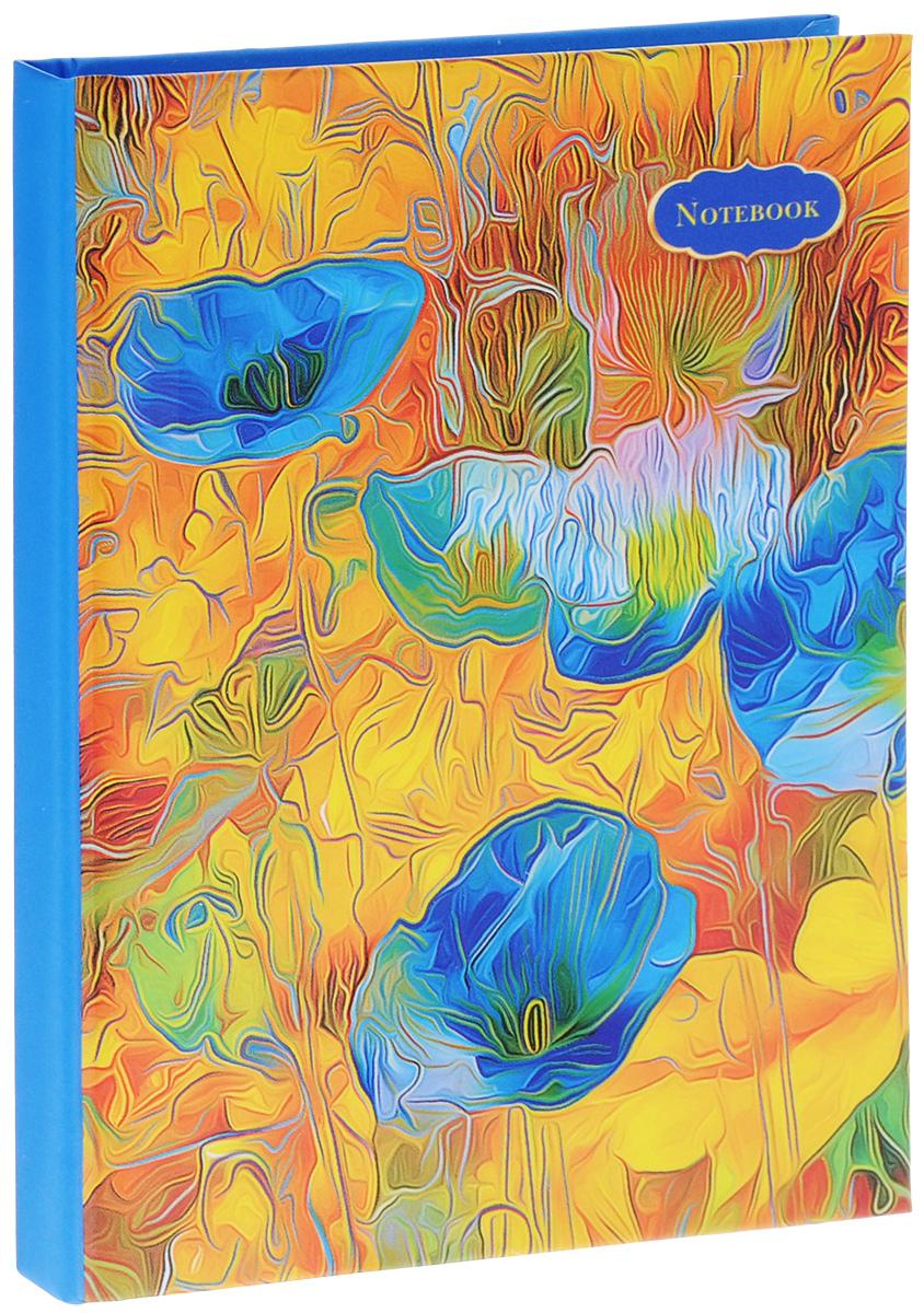 Listoff Записная книжка Романтичное настроение 80 листов в клетку72523WDЗаписная книжка Listoff Романтичное настроение придаст вам индивидуальность и визуальную притягательность.Записные книжки призваны хранить в себе важную информацию на долгое время, поэтому нужно обязательно позаботиться, чтобы она была удобной для постоянного ношения с собой, стильной - потому что, на этот аксессуар обязательно обратят внимание окружающие.Записная книжка содержит 80 листов формата А6 в клетку без полей. Обложка, выполненная из плотного картона, оформлена цветочным принтом. Внутренний блок изготовлен из высококачественной белой бумаги, что гарантирует чистоту записей и отсутствие клякс. Книга для записей Listoff станет достойным аксессуаром среди ваших канцелярских принадлежностей.