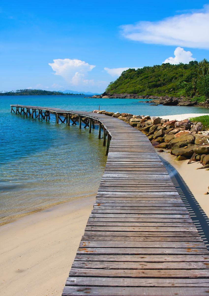 Фотообои Decoretto Пляж в Тайланде, 180 х 254 смWA-17Фотообои Decoretto Пляж в Тайланде позволят создать неповторимый облик помещения, в котором они размещены. Фотообои наносятся на стены тем же способом, что и обычные обои. Благодаря превосходной печати и высококачественной флизелиновой основе такие обои будут радовать вас долгое время. Фотообои снова вошли в нашу жизнь, став модным направлением декорирования интерьера. Выбрав правильную фактуру и сюжет изображения можно добиться невероятного эффекта живого присутствия.
