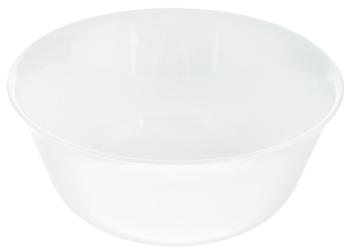 Салатник Luminarc Everyday, диаметр 12 см115510Салатник Luminarc Everyday выполнен из ударопрочного стекла. Дизайн придется по вкусу и ценителям классики, и тем, кто предпочитает утонченность и изысканность. Салатник Luminarc Everyday идеально подойдет для сервировки стола и станет отличным подарком к любому празднику.Можно использовать в микроволновой печи, холодильнике, а также мыть в посудомоечной машине. Диаметр салатника: 12 см.