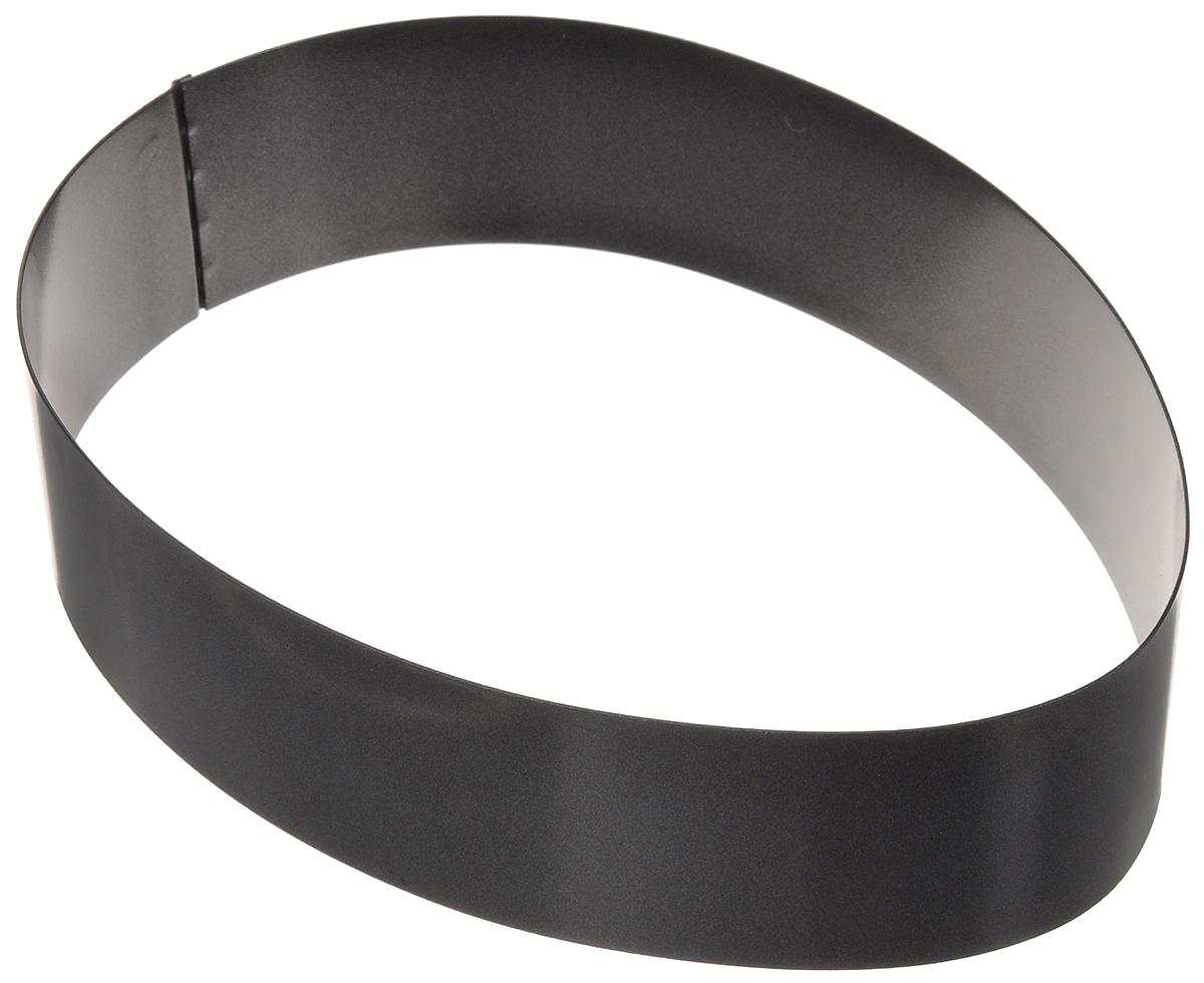 Форма для выпечки Tescoma Пасхальное яйцо, с антипригарным покрытием, 21,5 х 16 х 5 см94672Форма Tescoma Пасхальное яйцо изготовлена из высококачественного металла с антипригарным покрытием, благодаря чему пища не пригорает и не прилипает к стенкам посуды. Изделие подходит для выпечки, придания формы тесту или готовому бисквиту. В комплект входят оригинальные рецепты.Можно мыть в посудомоечной машине. Размер формы: 21,5 х 16 х 5 см.