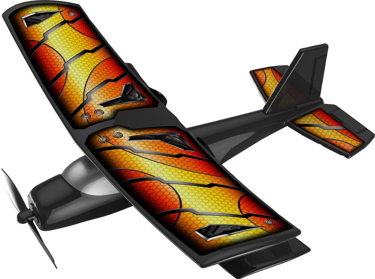 Silverlit Самолет на радиоуправлении Классический цвет оранжевый желтый - Радиоуправляемые игрушки