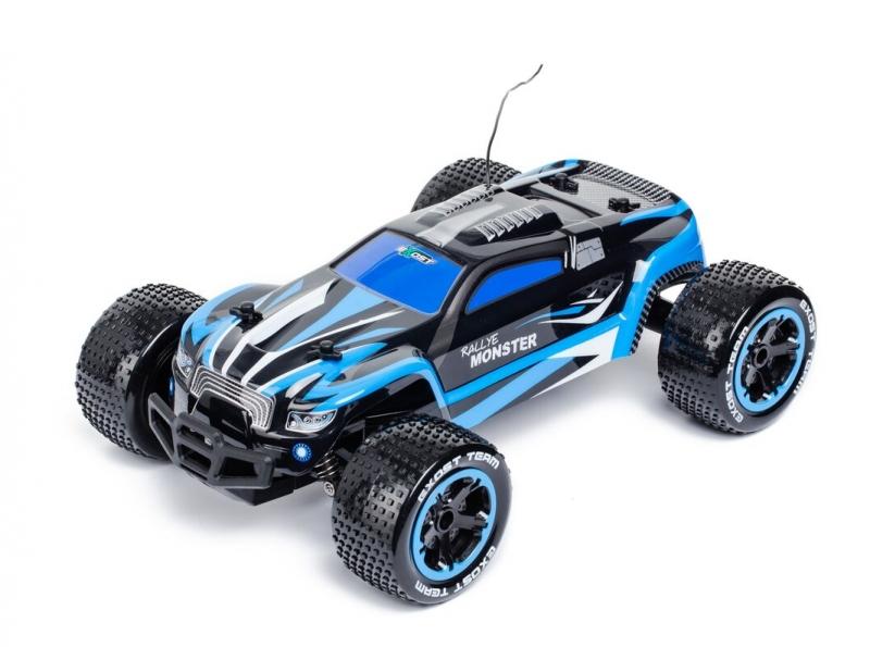 8+, на р/у, 15 км/час, гибкая подвеска, высокоскоростной мотор, радиус: 20 м, время игры: 20 мин, время зарядки: 2ч 30 мин, 1:14