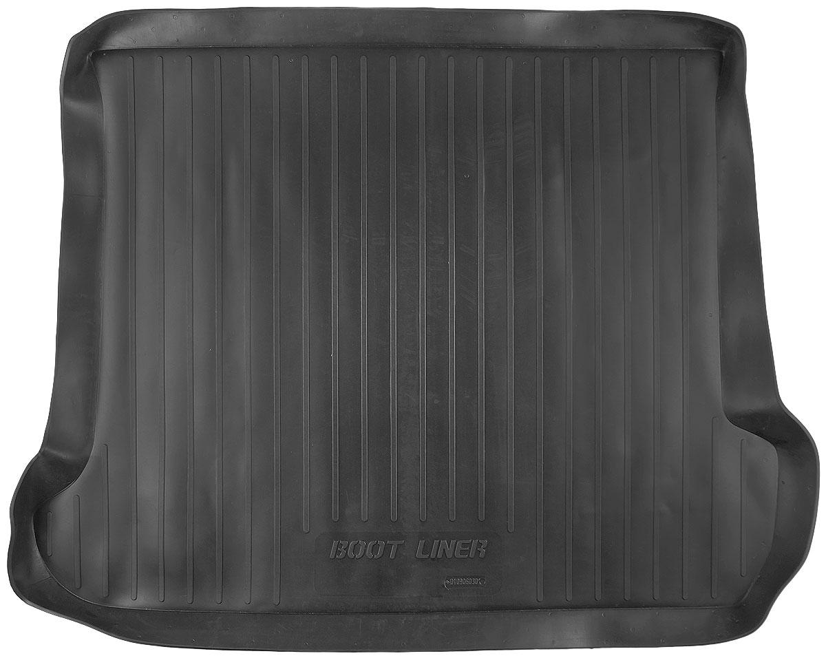Коврик в багажник L.Locker, для Toyota Land Cruiser Prado (02-)0104070101Коврик L.Locker производится индивидуально для каждой модели автомобиля из современного и экологически чистого материала. Изделие точно повторяет геометрию пола автомобиля, имеет высокий борт, обладает повышенной износоустойчивостью, антискользящими свойствами, лишен резкого запаха и сохраняет свои потребительские свойства в широком диапазоне температур (от -50°С до +80°С).
