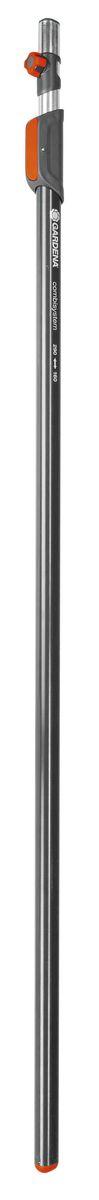 Ручка телескопическая Gardena, длина 160-290 смGC204/30Ручка телескопическая Gardena служит для обеспечения удобства работы на высоте. Запатентованное соединение ручек с инструментами. Высококачественная легкая прочная алюминиевая конструкция оснащена защелкой, которая предотвращает проворачивание.