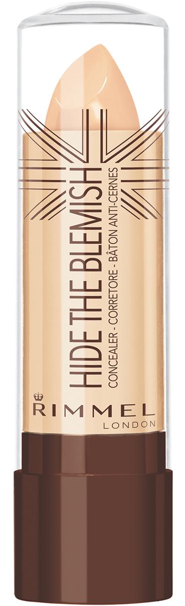 Rimmel Корректирующий Карандаш `hide The Blemish` 004 тон,5,2 млSC-FM20101Кремовая текстура для легкого нанесения на кожу. Маскирует покраснения и несовершенства кожи. Можно использовать как базу под тени для большей стойкости и насыщенности цвета.